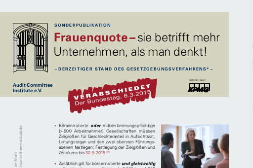Frauenquote (2015)